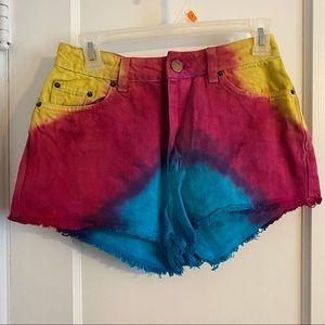 NWT BDG High Rise Cheeky Shorts